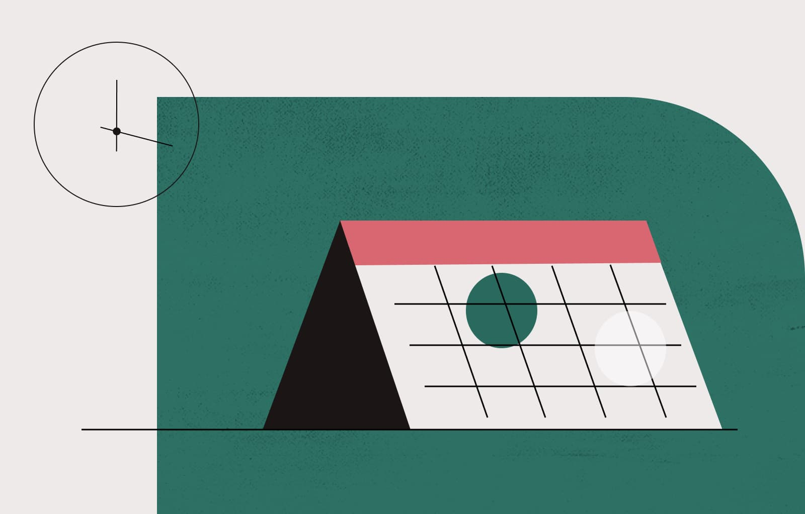 Content-Kalender für Social Media– Bannerbild