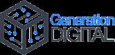 Логотип Generation Digital