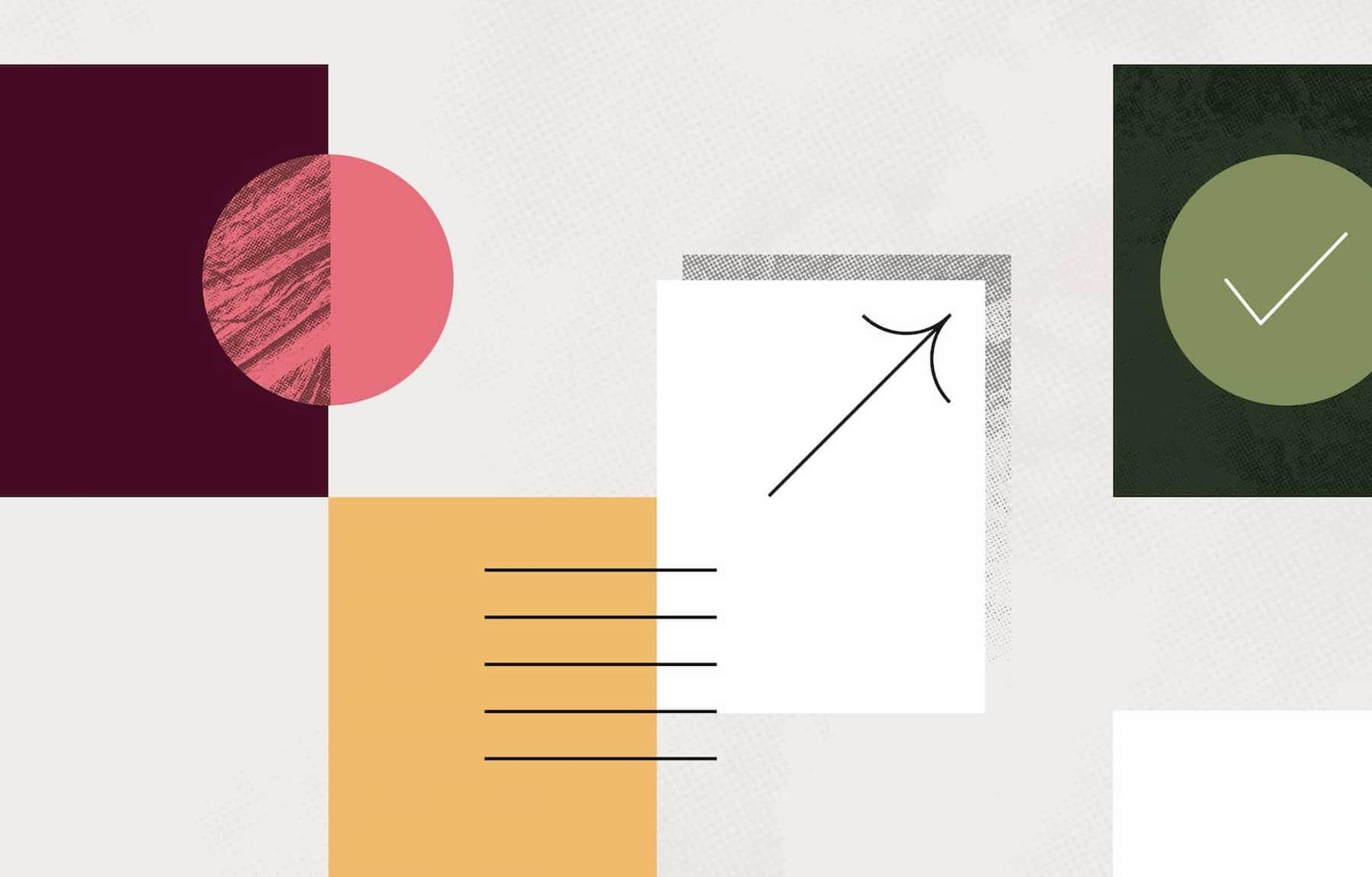 핵심 요약을 작성하는 방법(사례 포함) 문서 배너 이미지