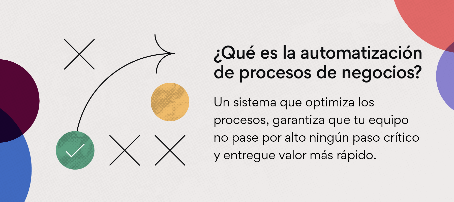 ¿Qué es la automatización de procesos de negocios?