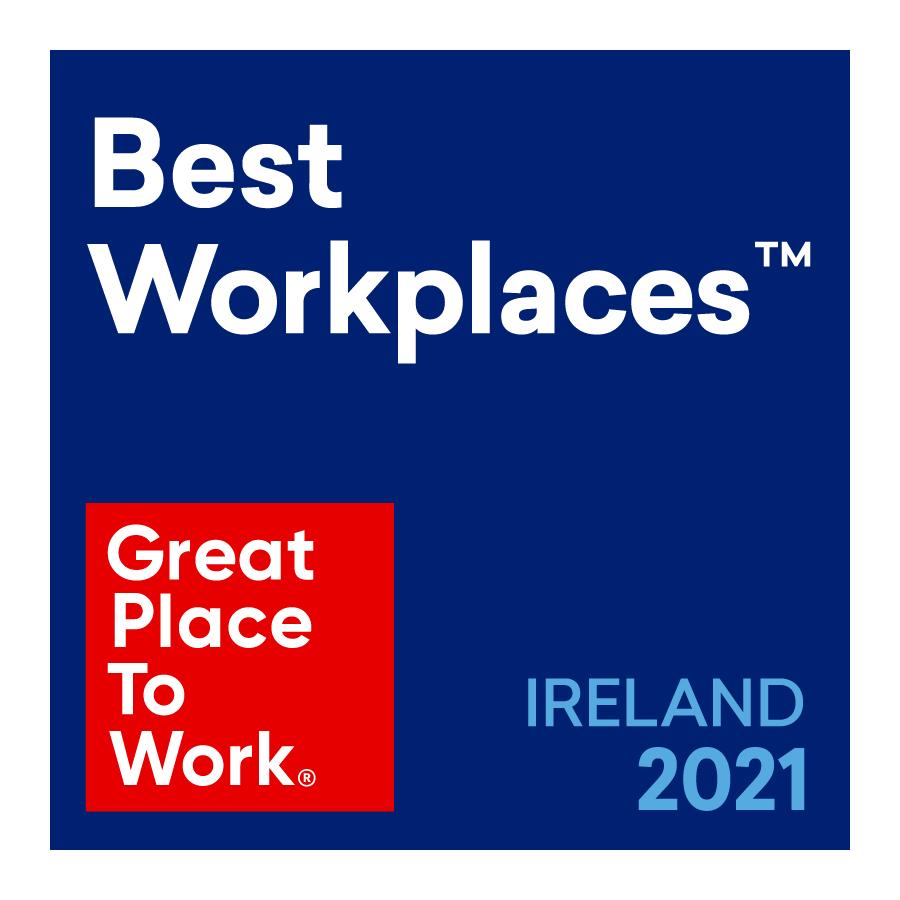 Ireland Best Workplace 2021
