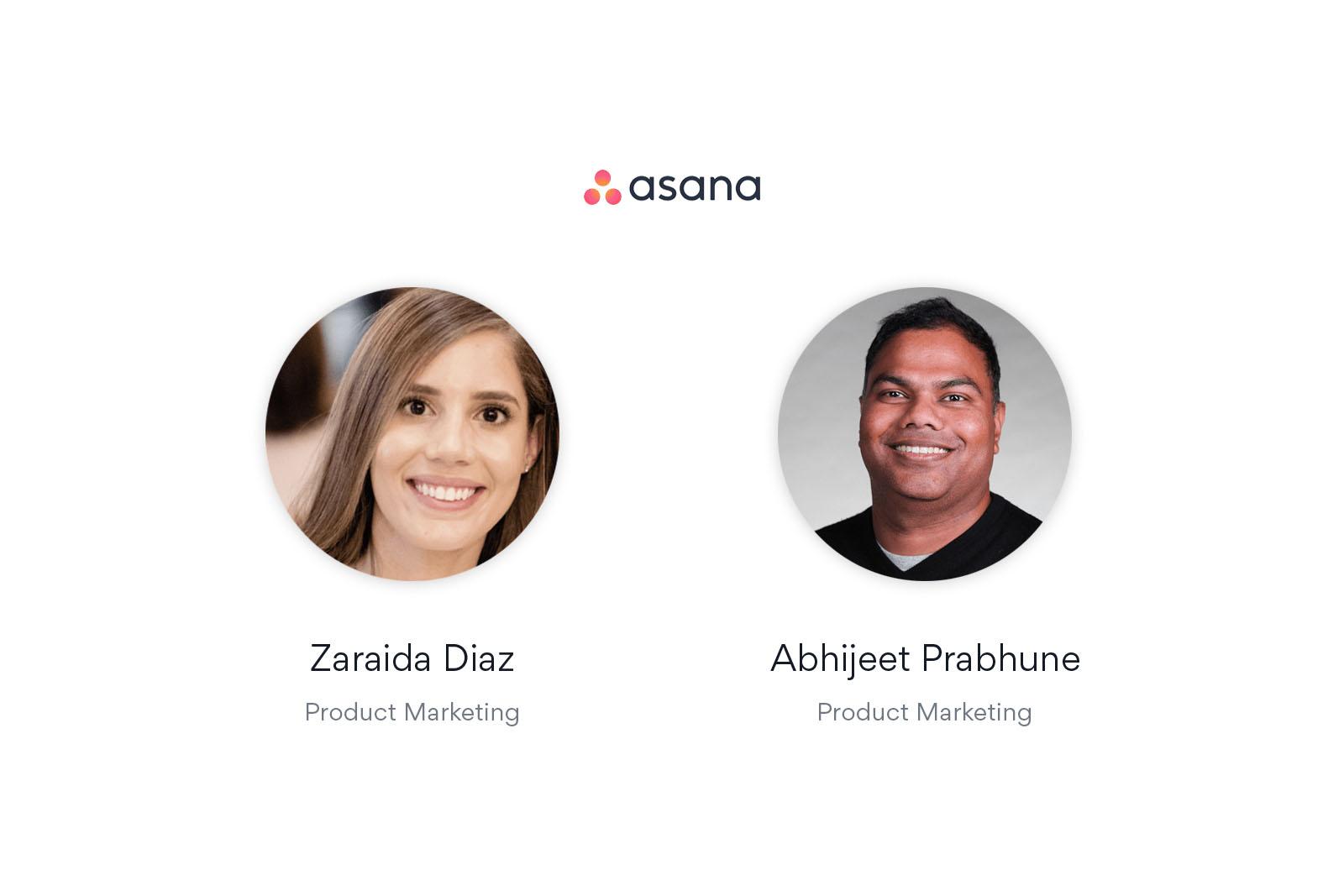 Setzen und erreichen Sie mit Asana Ihre strategischen Ziele– Webinar-Bannerbild