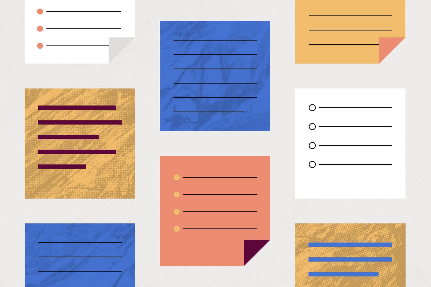 Schriftliche Brainstorming-Methoden