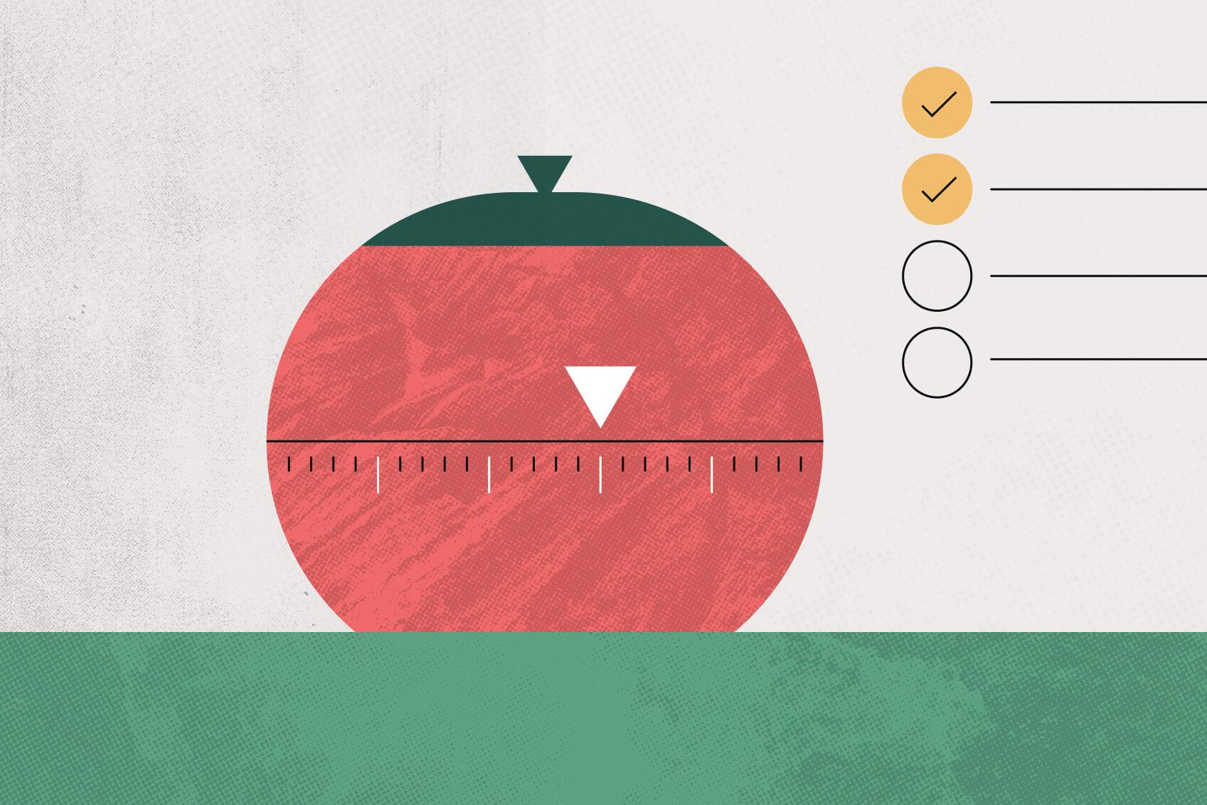 The pomodoro technique article banner image