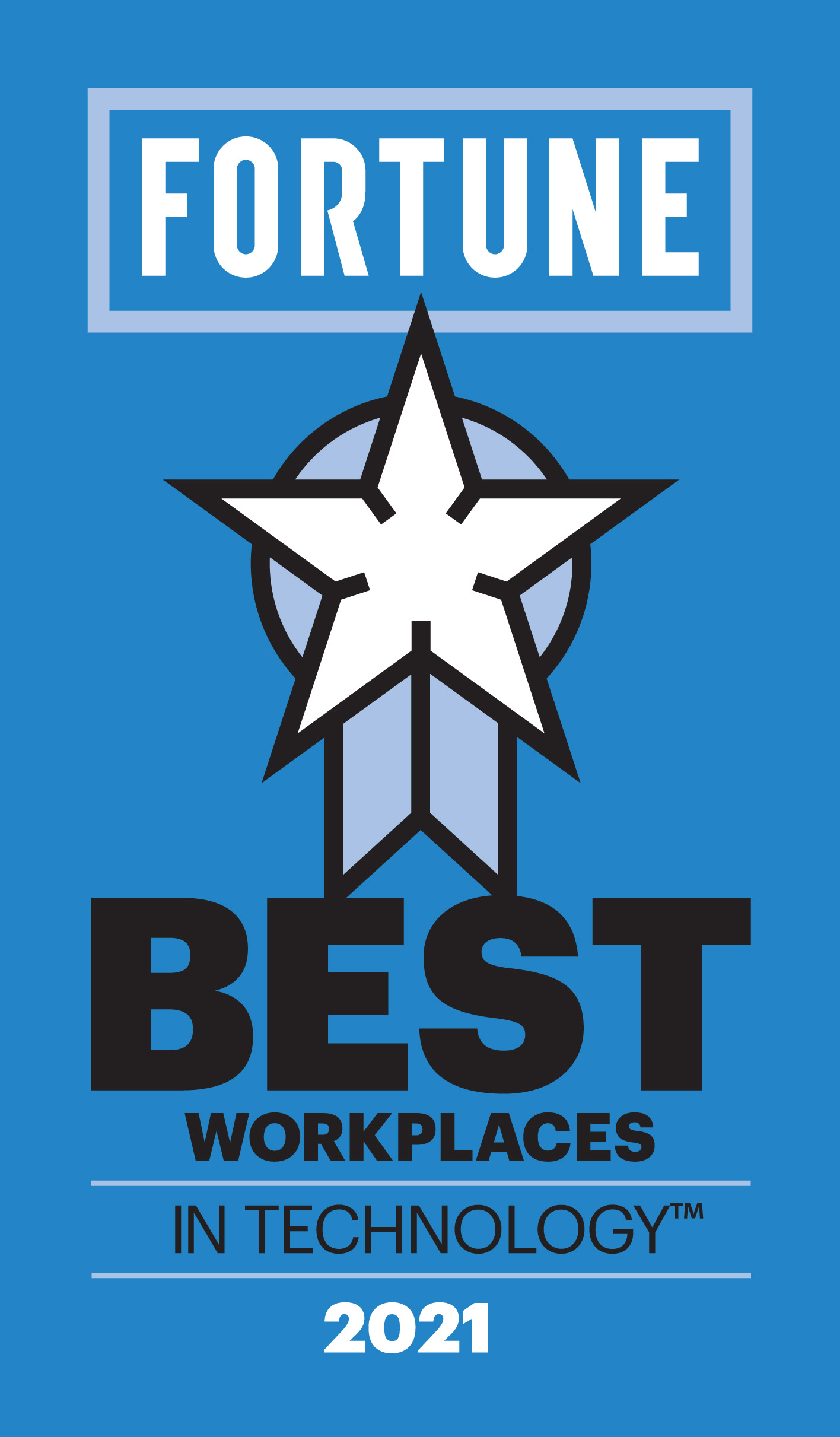 Fortune Best Workplaces 2021