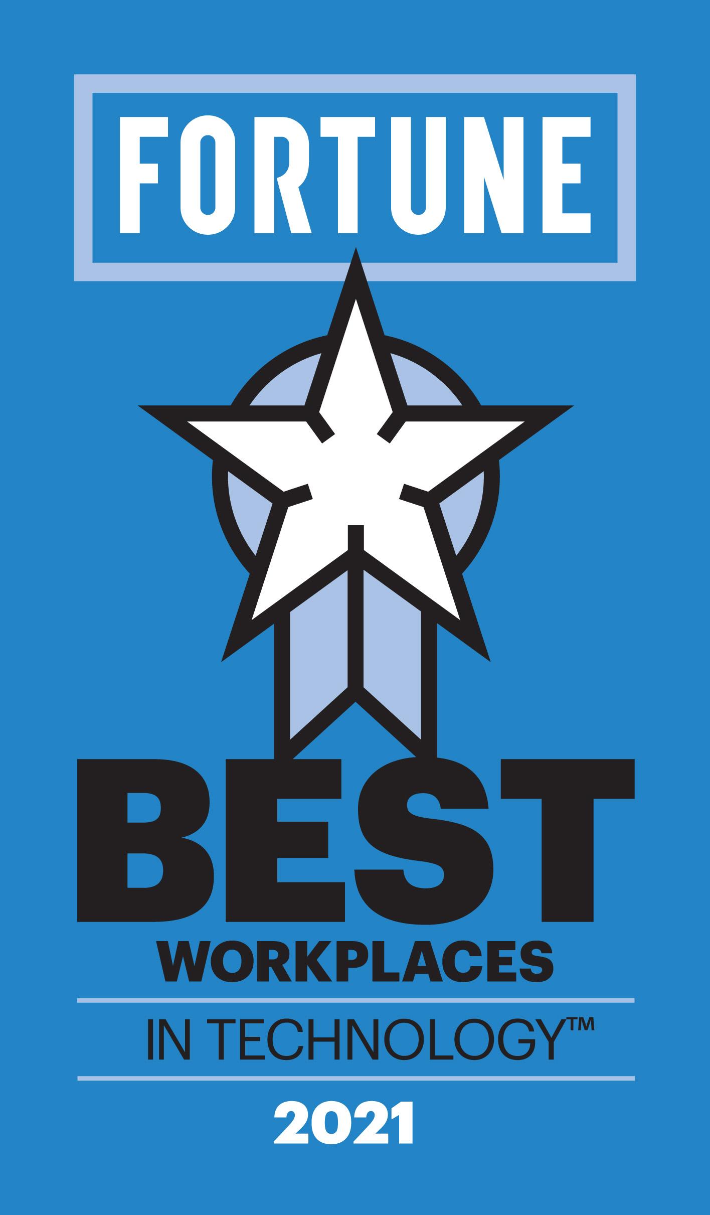 Classement Fortune des meilleurs lieux de travail en2021
