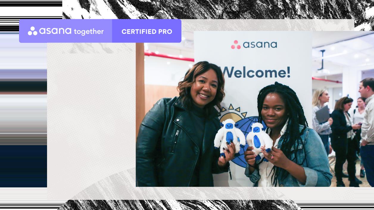 Asana Certified Pro