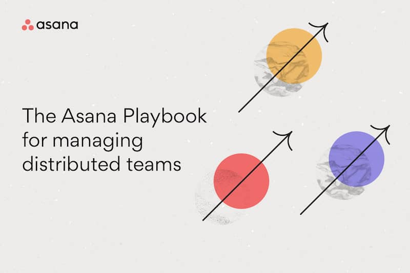 The Asana Playbook for managing distributed teams