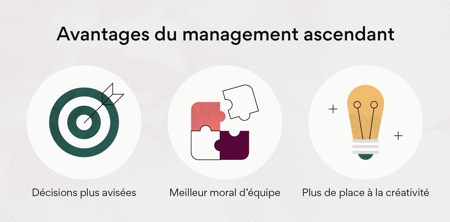 Les avantages du management ascendant