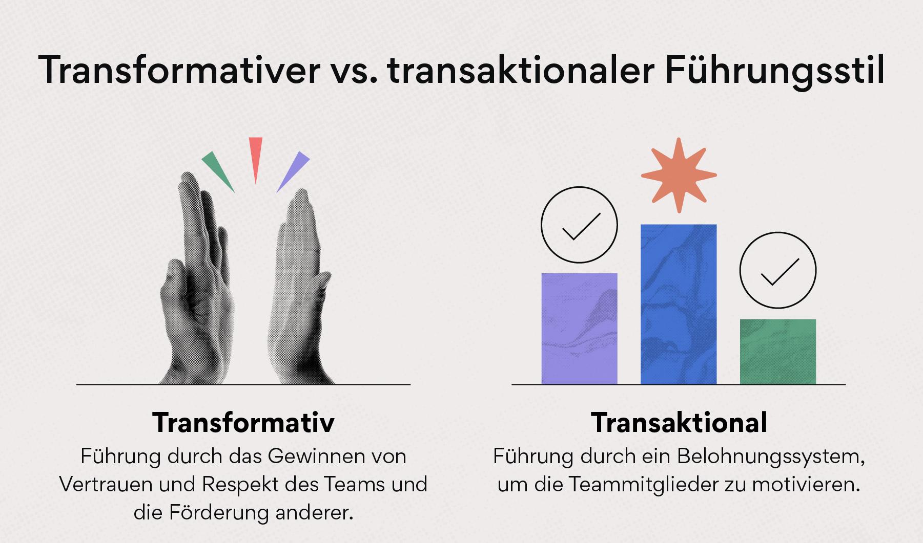 Transformative vs. transaktionale Führung