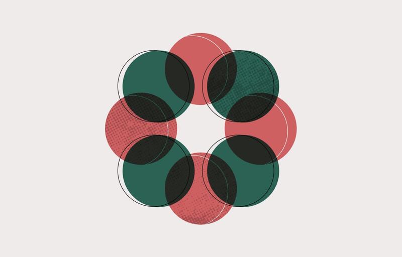 緑の Asana ロゴ