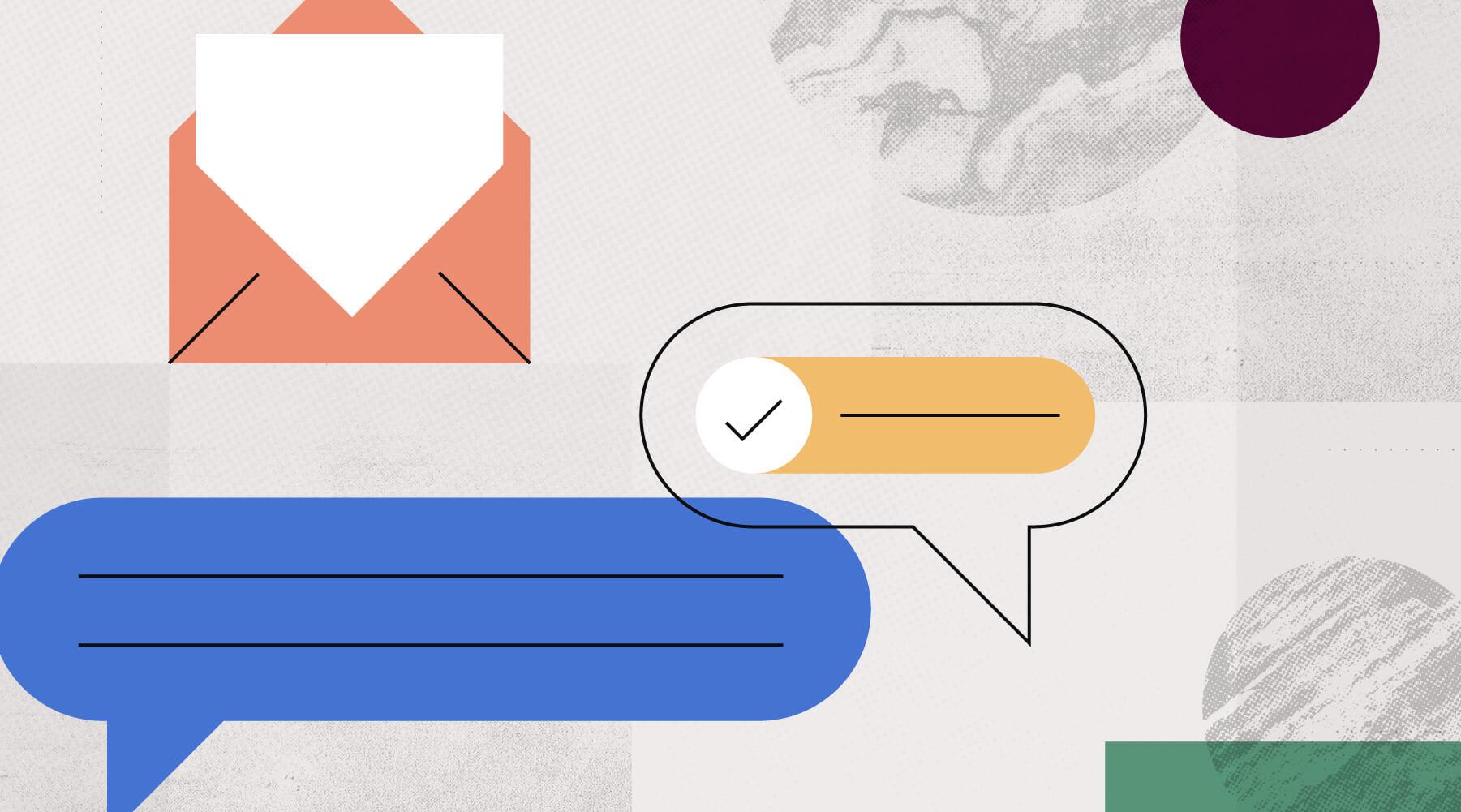 Establece las pautas de comunicación