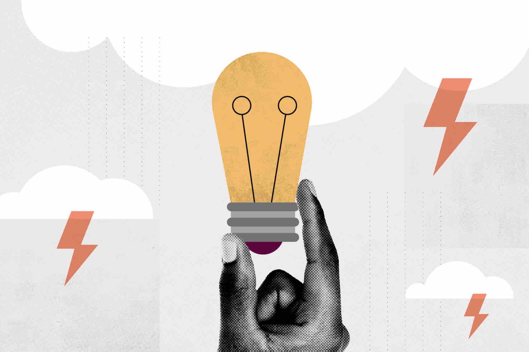 Methoden für kreatives Brainstorming