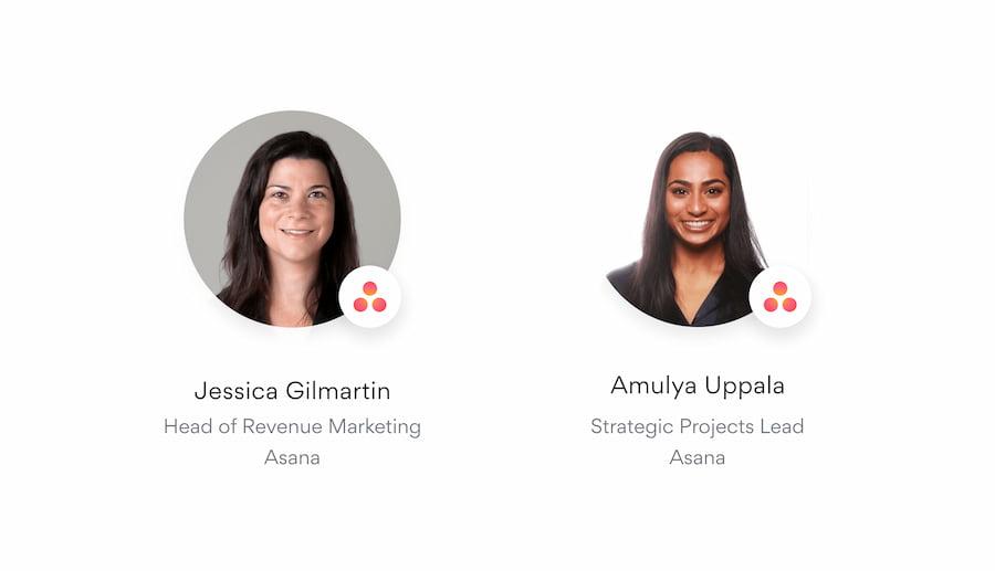 Como a Asana usa a própria plataforma para executar campanhas de marketing bem-sucedidas