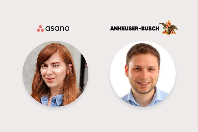 クリエイティブチームのスケーリング: Anheuser-Busch と Asana による考察バナー画像