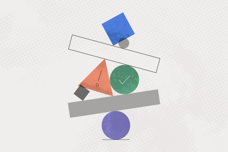 Project risk management process - header image